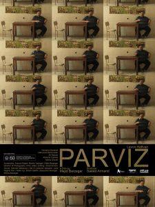 """Movie Poster """"Parviz"""" (Ausschnitt)"""