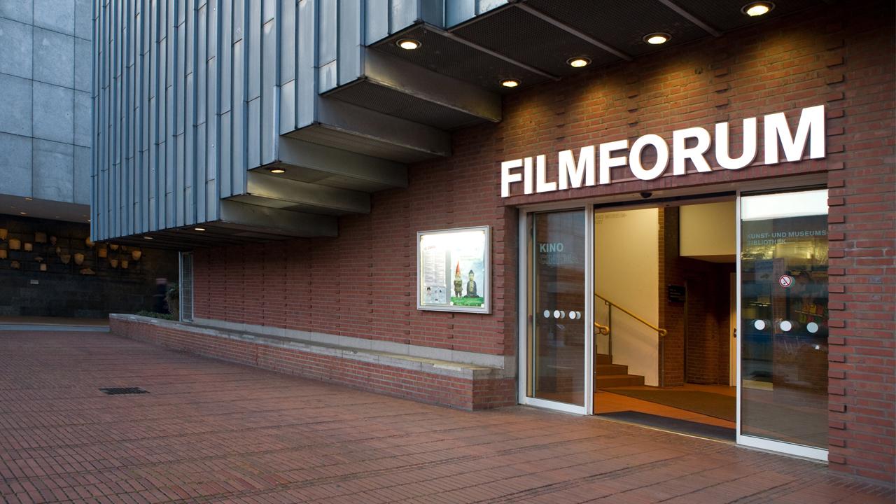 Filmforum Museum Ludwig, © filmforumnrw.de