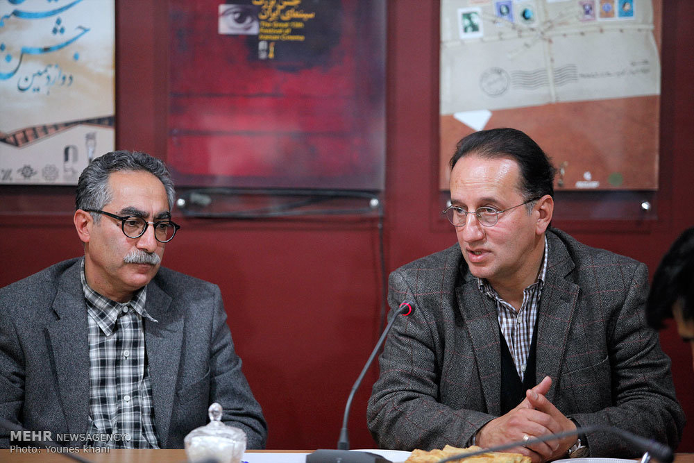 Pressekonferenz in Teheran, 19.11.2014