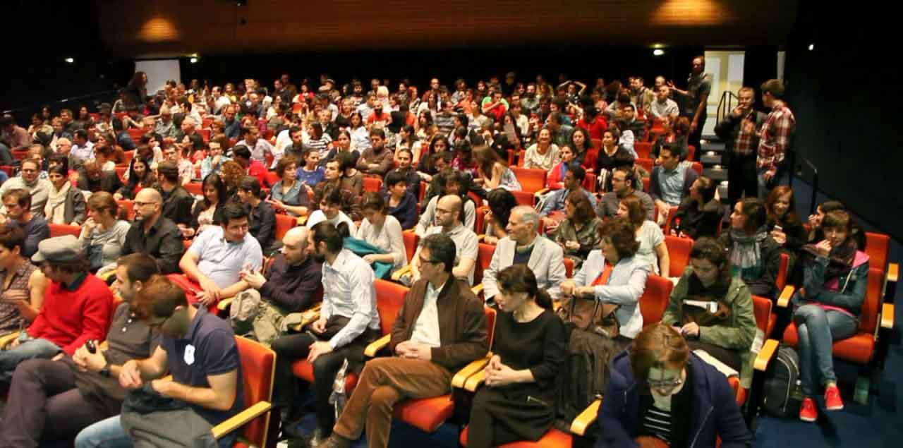 Das Publikum (Mai 2015)